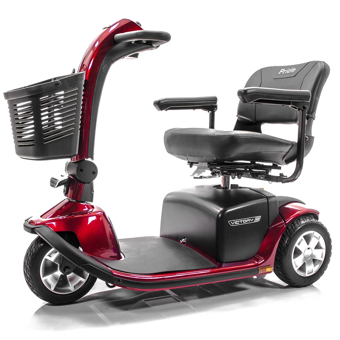 The victory 9 3 wheel mobility scooter cpap store las vegas for Motorized scooter rental las vegas